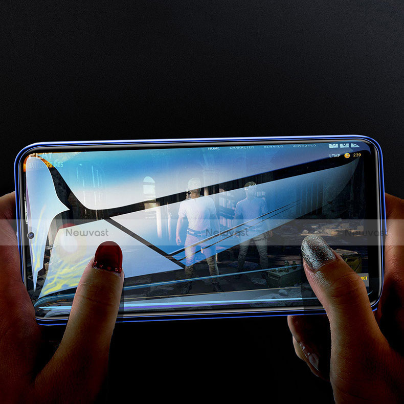 Ultra Clear Full Screen Protector Tempered Glass for Xiaomi Redmi Note 8 Black