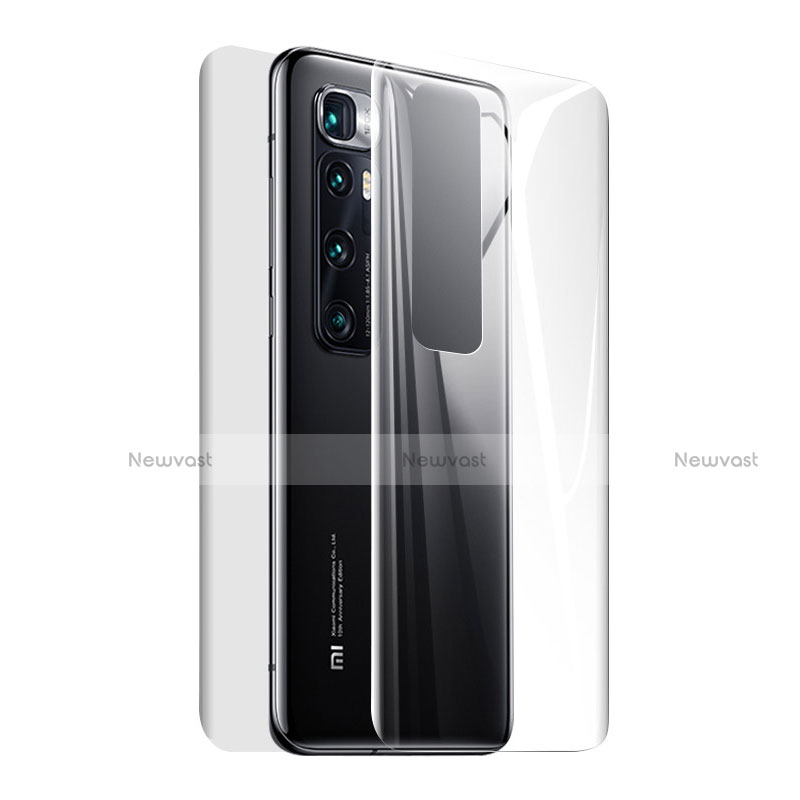 Ultra Clear Screen Protector Front and Back Film for Xiaomi Mi 10 Ultra Clear