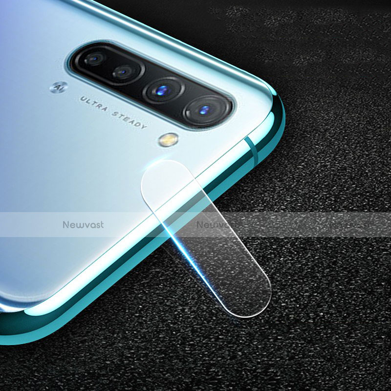 Ultra Clear Tempered Glass Camera Lens Protector C01 for Oppo Reno3 A Clear