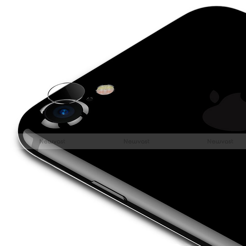 Ultra Clear Tempered Glass Camera Lens Protector for Apple iPhone SE (2020) Clear