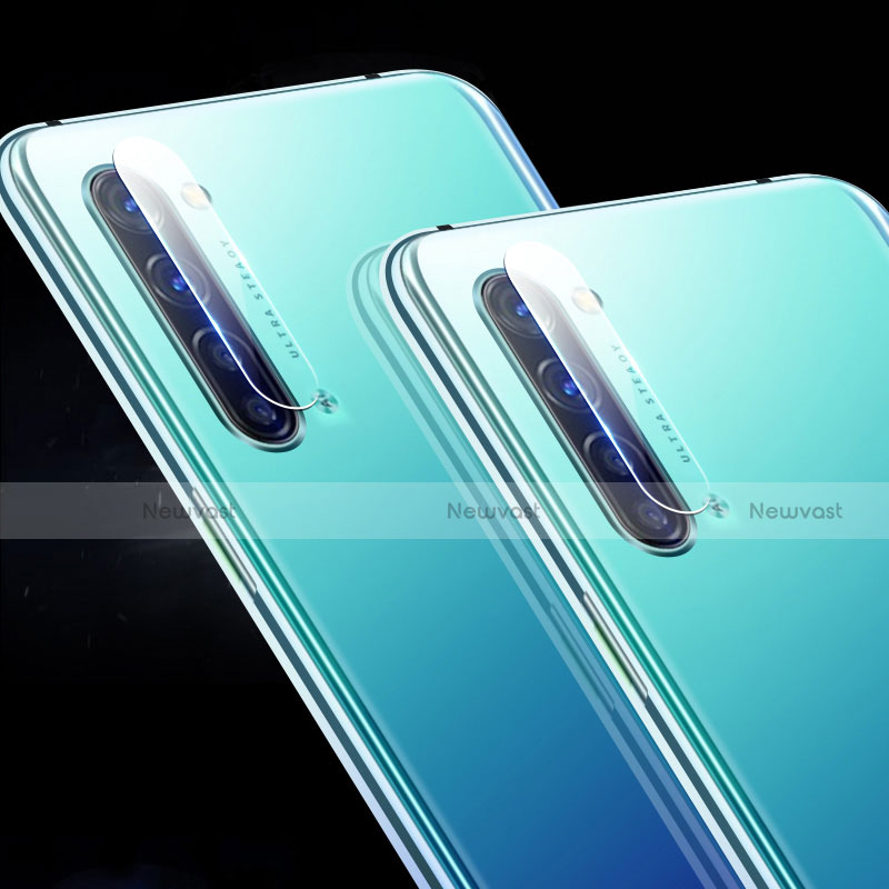Ultra Clear Tempered Glass Camera Lens Protector for Oppo Reno3 A Clear