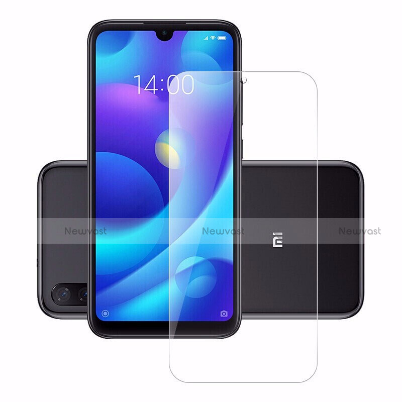 Ultra Clear Tempered Glass Screen Protector Film A06 for Xiaomi Redmi Note 8 Clear