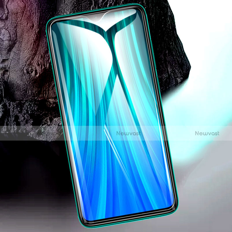 Ultra Clear Tempered Glass Screen Protector Film T01 for Xiaomi Redmi Note 8 Pro Clear