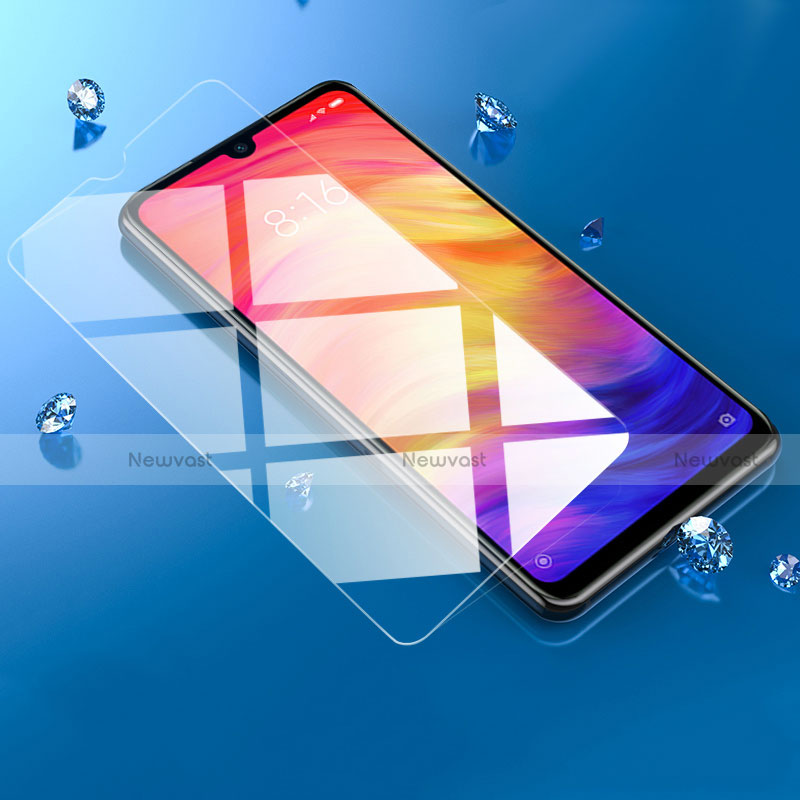 Ultra Clear Tempered Glass Screen Protector Film T02 for Xiaomi Redmi Note 8 Clear