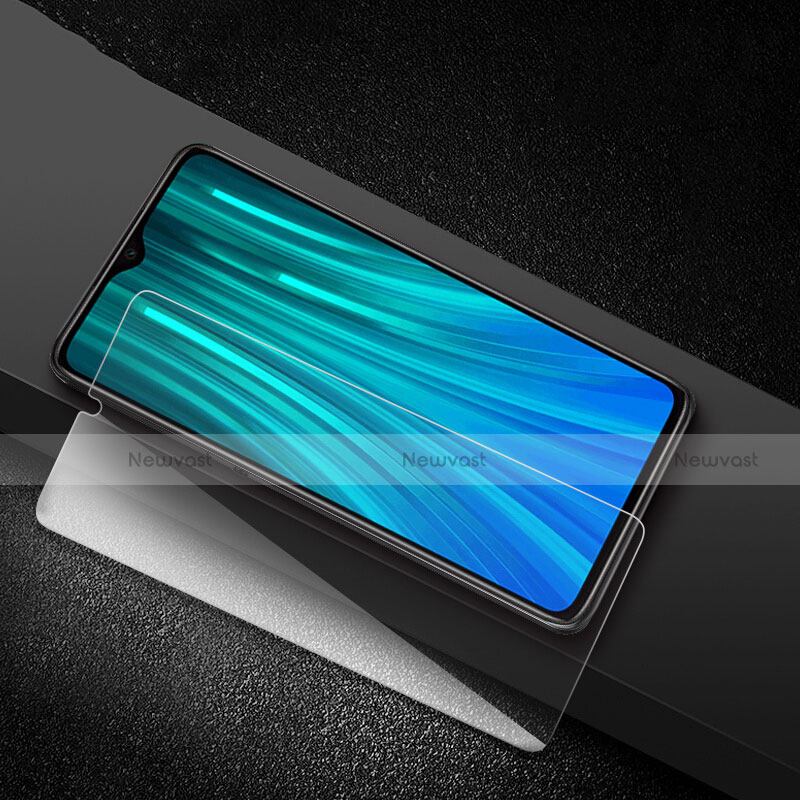 Ultra Clear Tempered Glass Screen Protector Film T03 for Xiaomi Redmi Note 8 Pro Clear