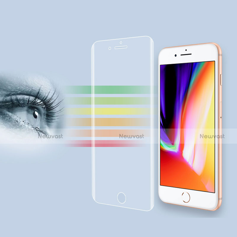 Ultra Clear Tempered Glass Screen Protector Film T04 for Apple iPhone SE (2020) Clear