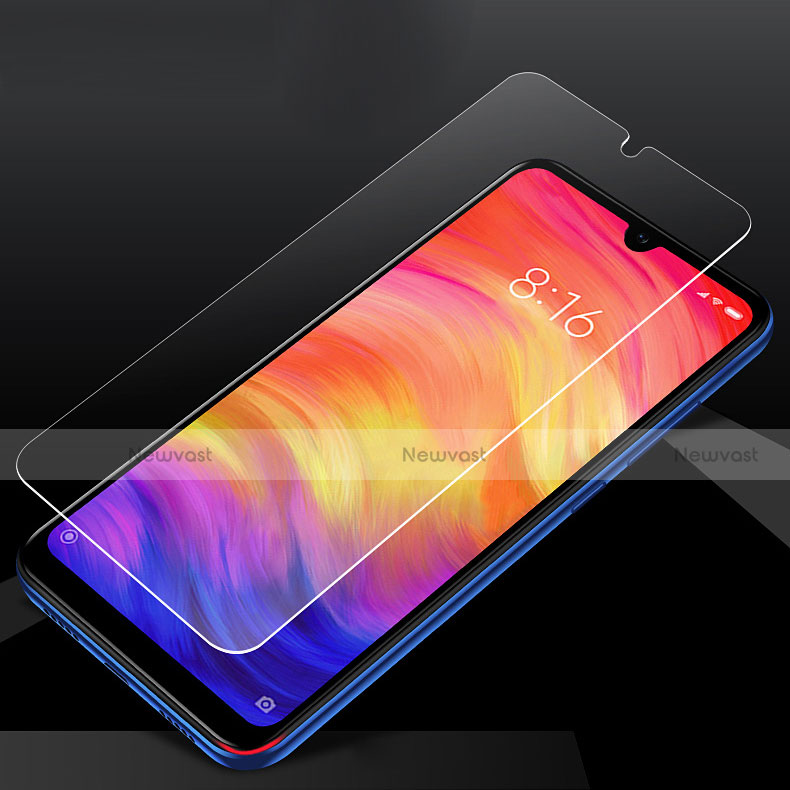 Ultra Clear Tempered Glass Screen Protector Film T04 for Xiaomi Redmi Note 8 Clear