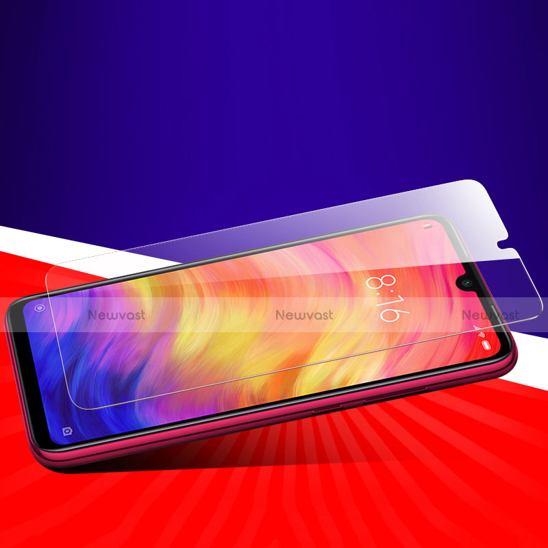 Ultra Clear Tempered Glass Screen Protector Film T06 for Xiaomi Redmi Note 8 Clear