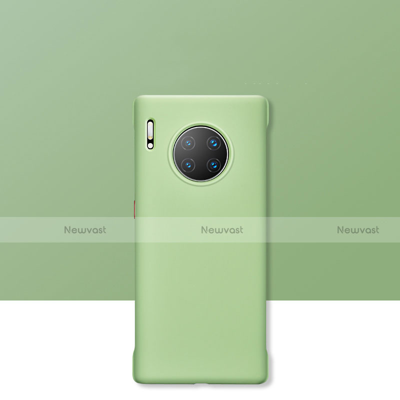 Ultra-thin Silicone Gel Soft Case 360 Degrees Cover for Huawei Mate 30 Pro 5G Green
