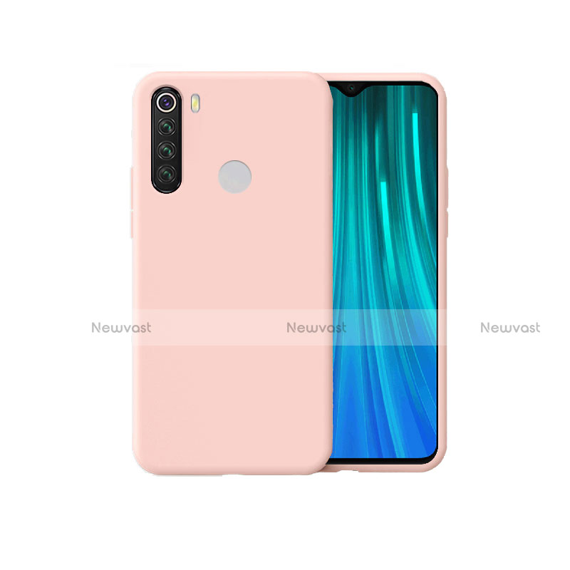 Ultra-thin Silicone Gel Soft Case 360 Degrees Cover for Xiaomi Redmi Note 8