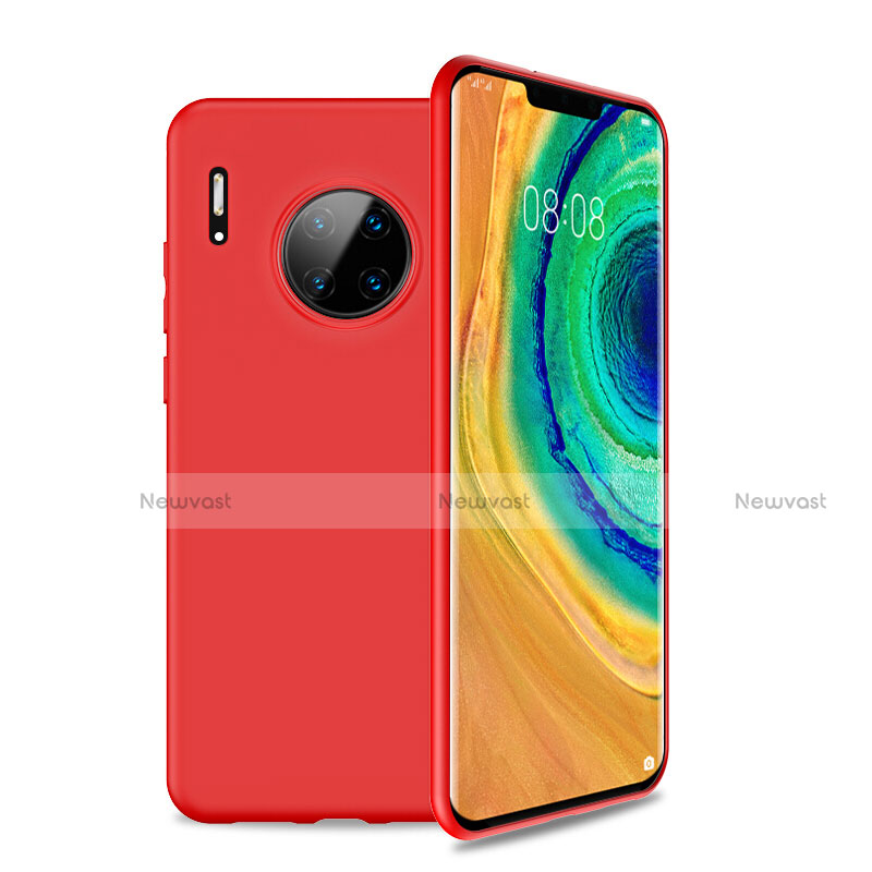 Ultra-thin Silicone Gel Soft Case 360 Degrees Cover S01 for Huawei Mate 30 Pro 5G