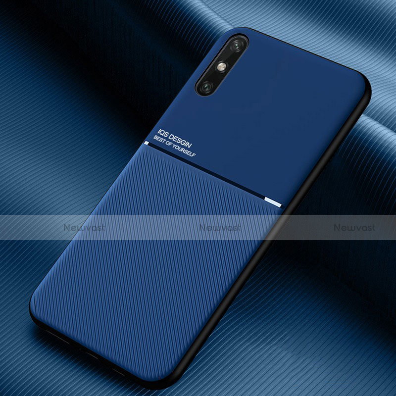Ultra-thin Silicone Gel Soft Case 360 Degrees Cover S02 for Huawei Enjoy 10e
