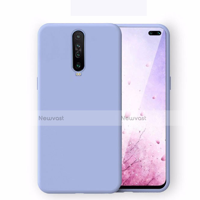 Ultra-thin Silicone Gel Soft Case 360 Degrees Cover S02 for Xiaomi Redmi K30 5G