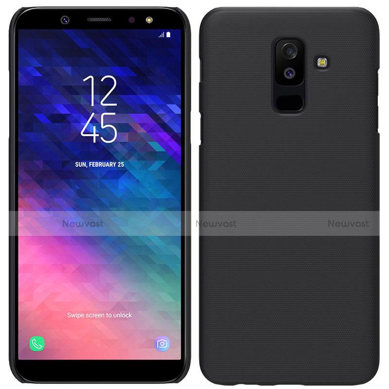 Ultra-thin Silicone Gel Soft Case for Samsung Galaxy A6 Plus Black
