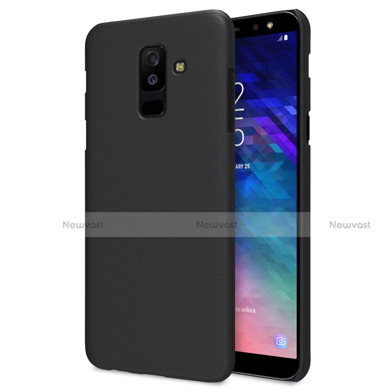 Ultra-thin Silicone Gel Soft Case for Samsung Galaxy A9 Star Lite Black