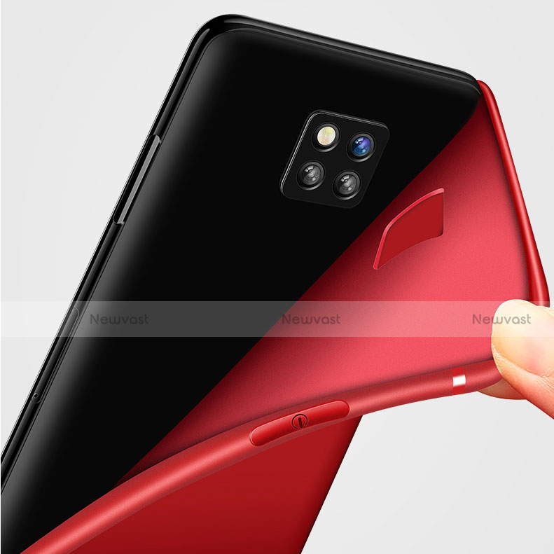 Ultra-thin Silicone Gel Soft Case S01 for Huawei Mate 20 Pro