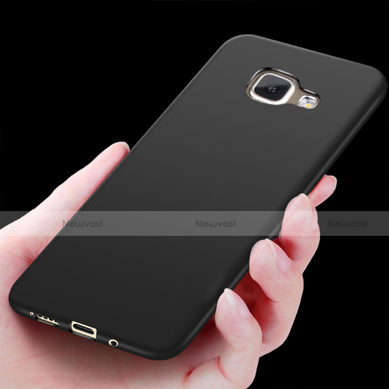 Ultra-thin Silicone Gel Soft Case S01 for Samsung Galaxy A8 (2016) A8100 A810F