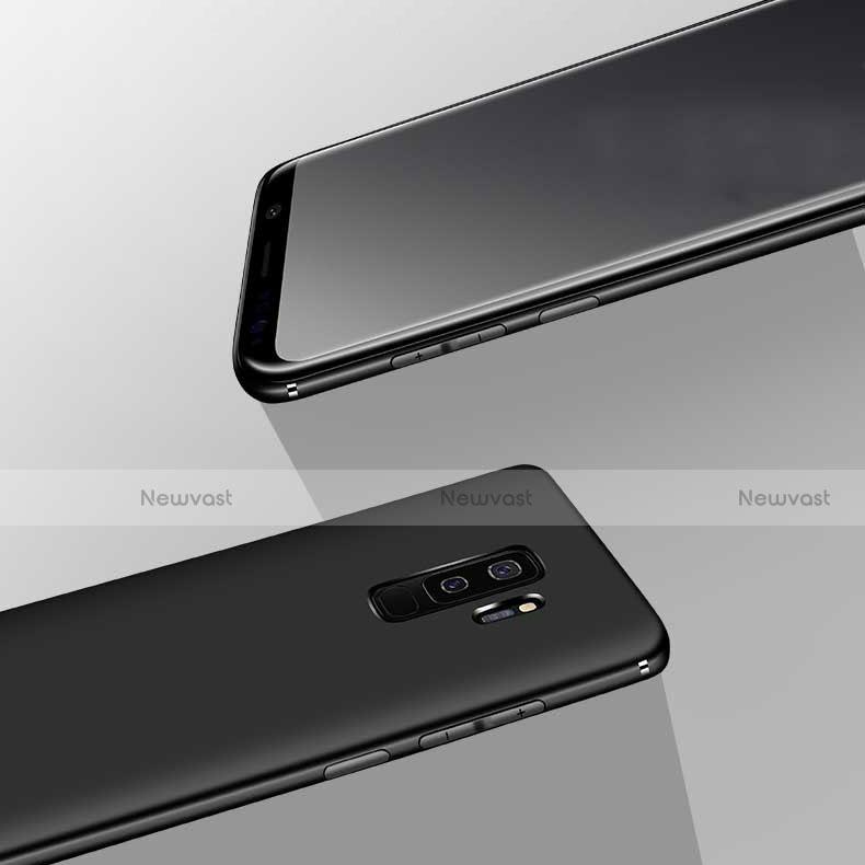 Ultra-thin Silicone Gel Soft Case S03 for Samsung Galaxy A6 Plus Black