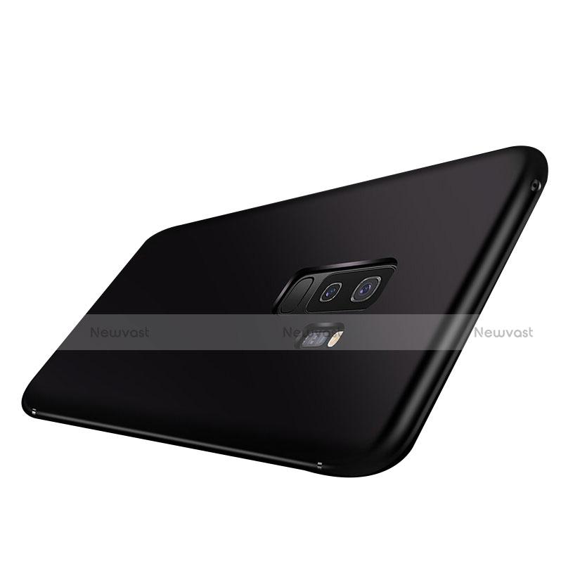 Ultra-thin Silicone Gel Soft Case S03 for Samsung Galaxy A9 Star Lite Black