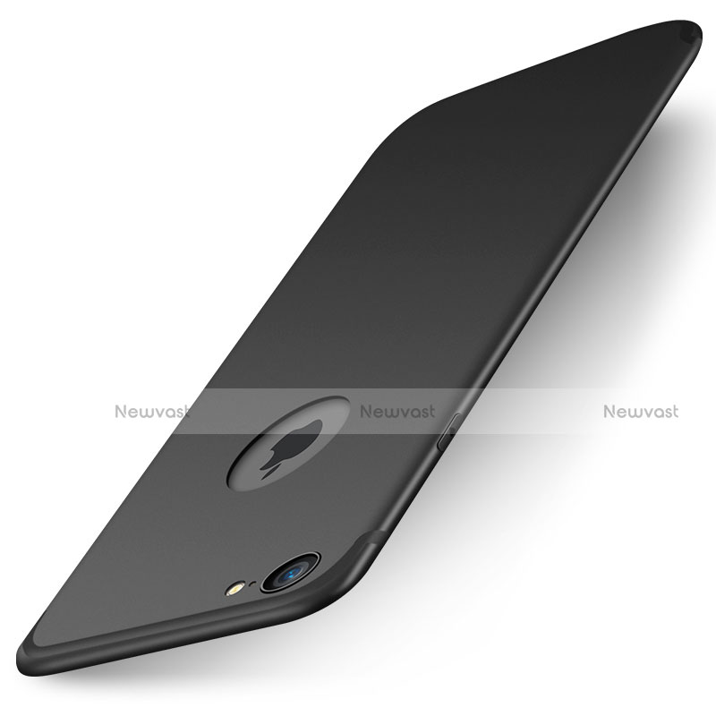 Ultra-thin Silicone Gel Soft Case S04 for Apple iPhone SE (2020) Black
