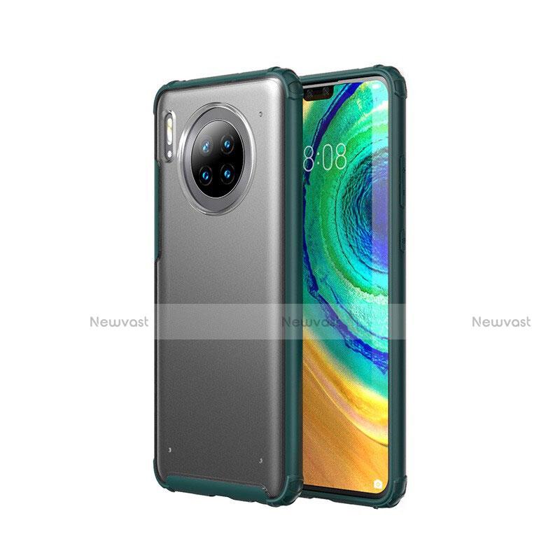 Ultra-thin Transparent Matte Finish Case U02 for Huawei Mate 30 Pro 5G Green