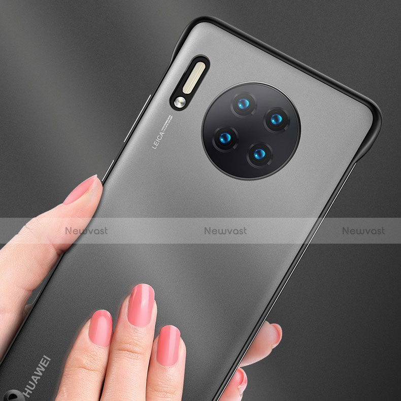 Ultra-thin Transparent Matte Finish Cover Case for Huawei Mate 30 Pro 5G