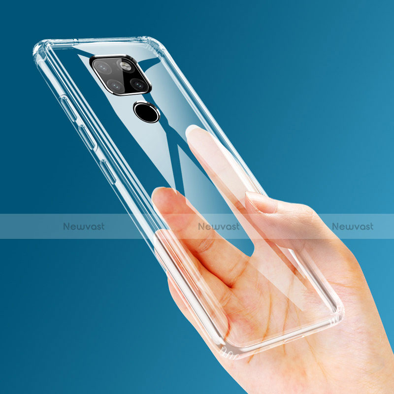 Ultra-thin Transparent TPU Soft Case Cover for Huawei Mate 20 Clear