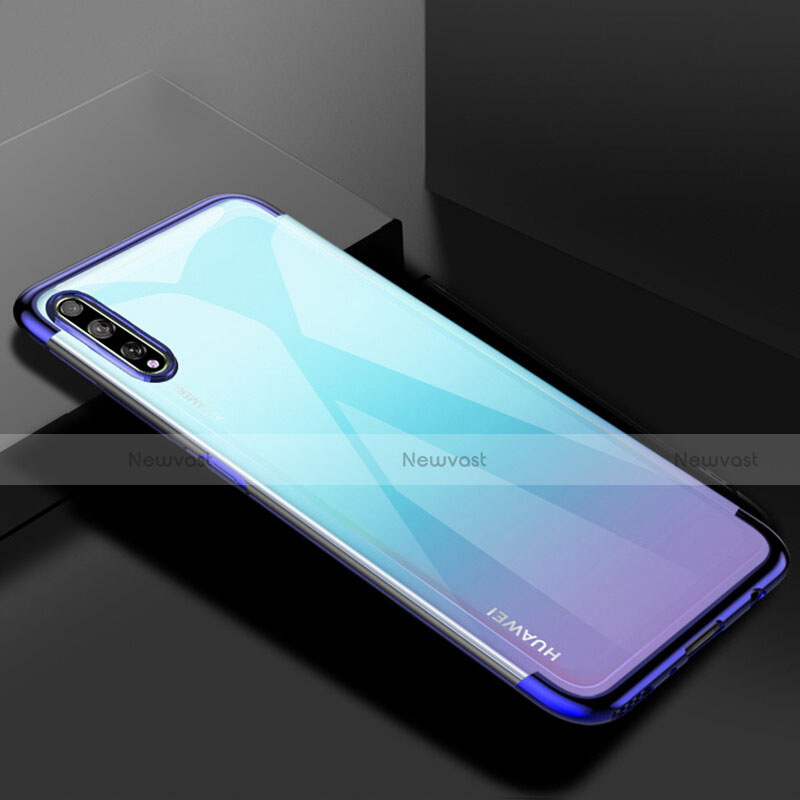 Ultra-thin Transparent TPU Soft Case Cover H01 for Huawei Enjoy 10S