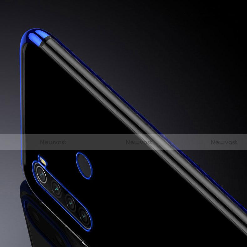 Ultra-thin Transparent TPU Soft Case Cover H04 for Xiaomi Redmi Note 8