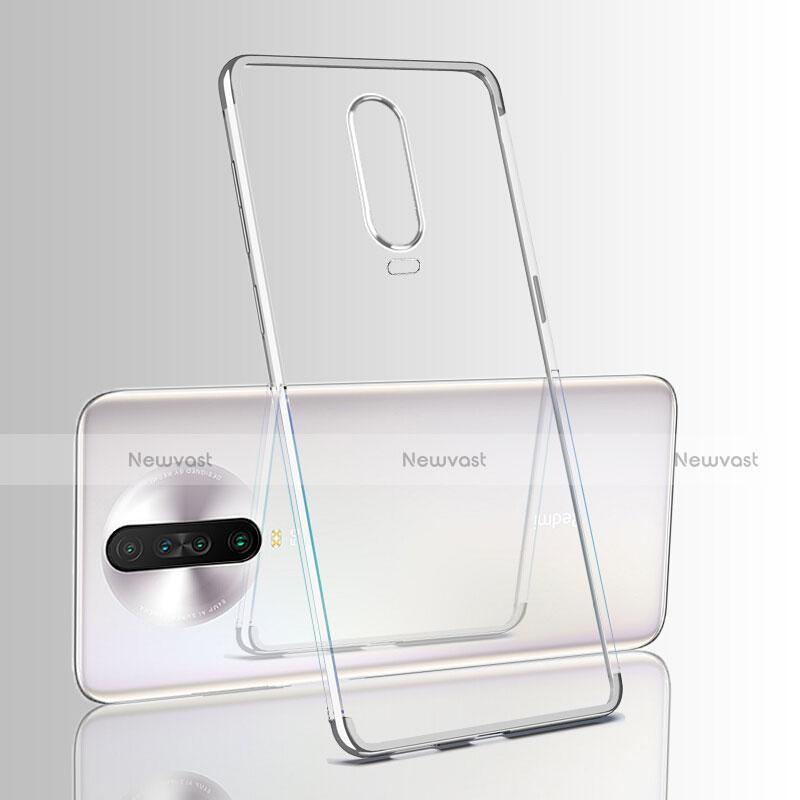 Ultra-thin Transparent TPU Soft Case Cover H05 for Xiaomi Redmi K30 5G