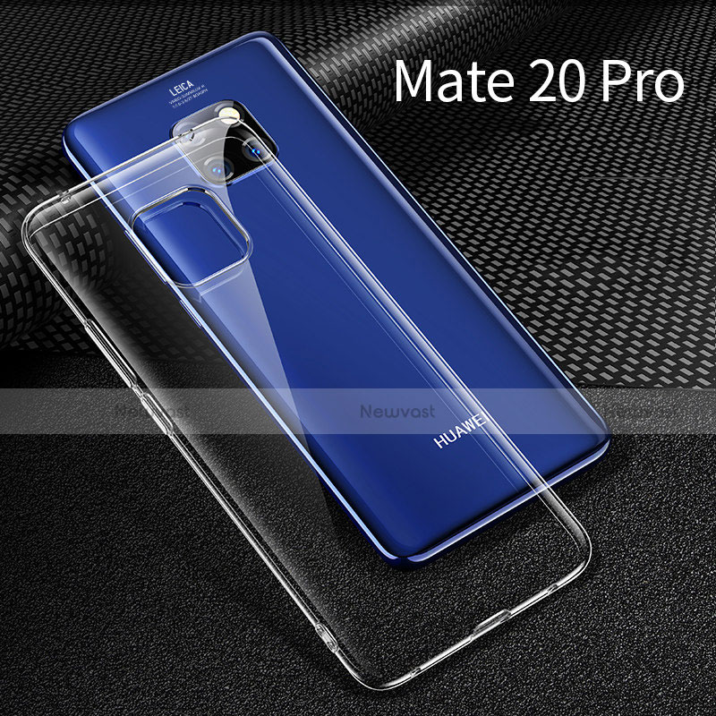 Ultra-thin Transparent TPU Soft Case H01 for Huawei Mate 20 Pro