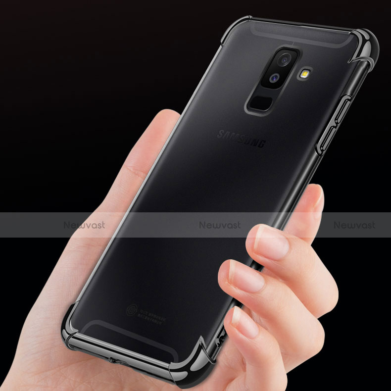 Ultra-thin Transparent TPU Soft Case H01 for Samsung Galaxy A9 Star Lite