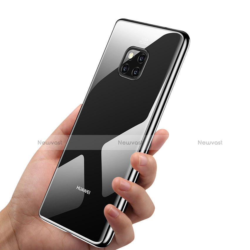 Ultra-thin Transparent TPU Soft Case H02 for Huawei Mate 20 Pro