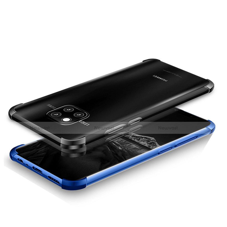 Ultra-thin Transparent TPU Soft Case U03 for Huawei Mate 20 Pro