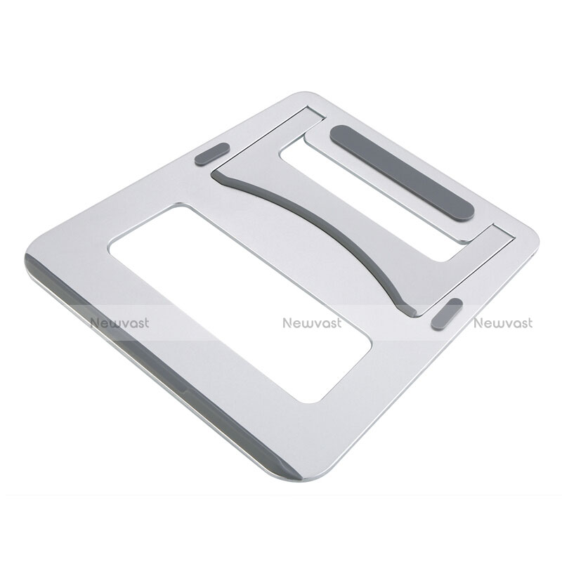 Universal Laptop Stand Notebook Holder for Apple MacBook Pro 15 inch Silver