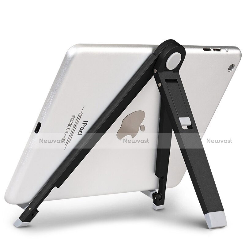 Universal Tablet Stand Mount Holder for Apple iPad 3 Black