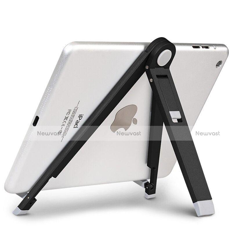 Universal Tablet Stand Mount Holder for Apple iPad 4 Black