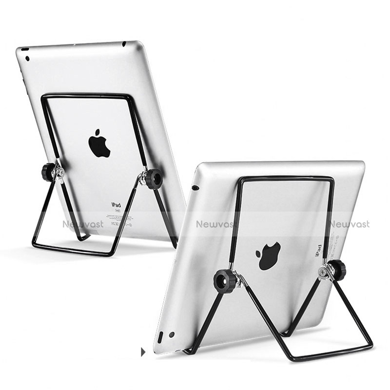 Universal Tablet Stand Mount Holder T20 for Apple iPad 4 Black