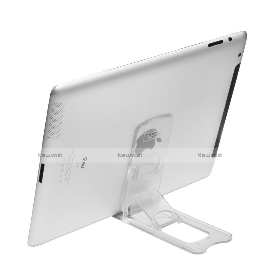 Universal Tablet Stand Mount Holder T22 for Apple iPad 2 Clear