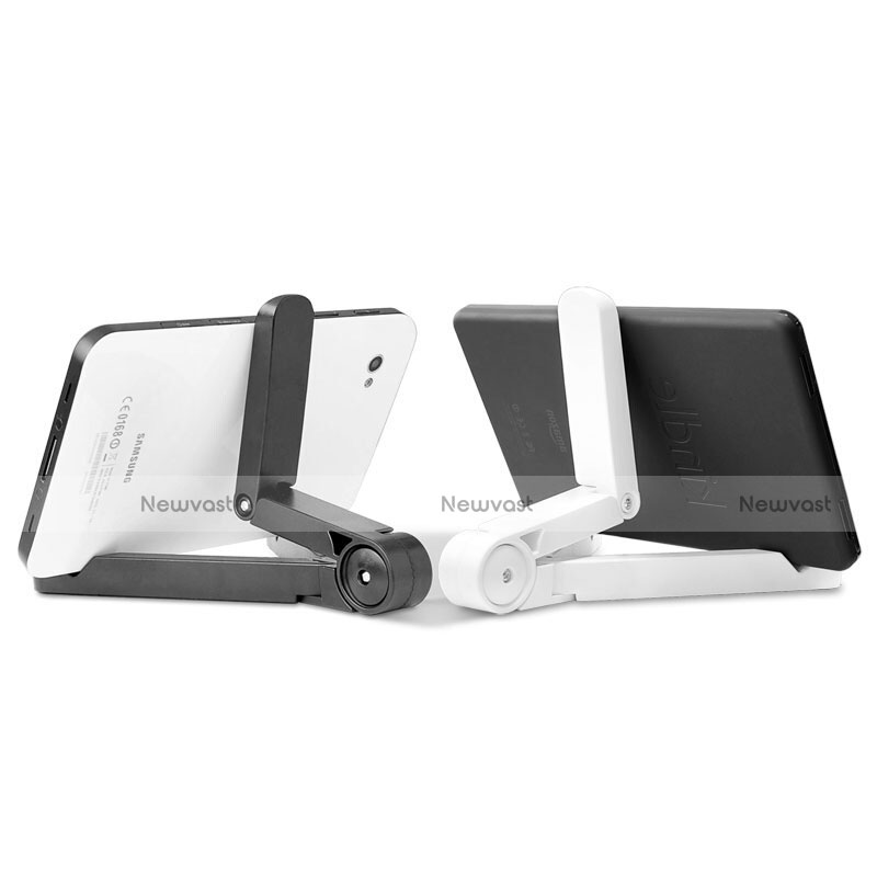 Universal Tablet Stand Mount Holder T23 for Apple iPad 3 White