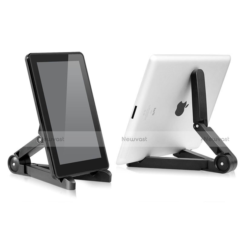 Universal Tablet Stand Mount Holder T23 for Apple iPad 4 Black