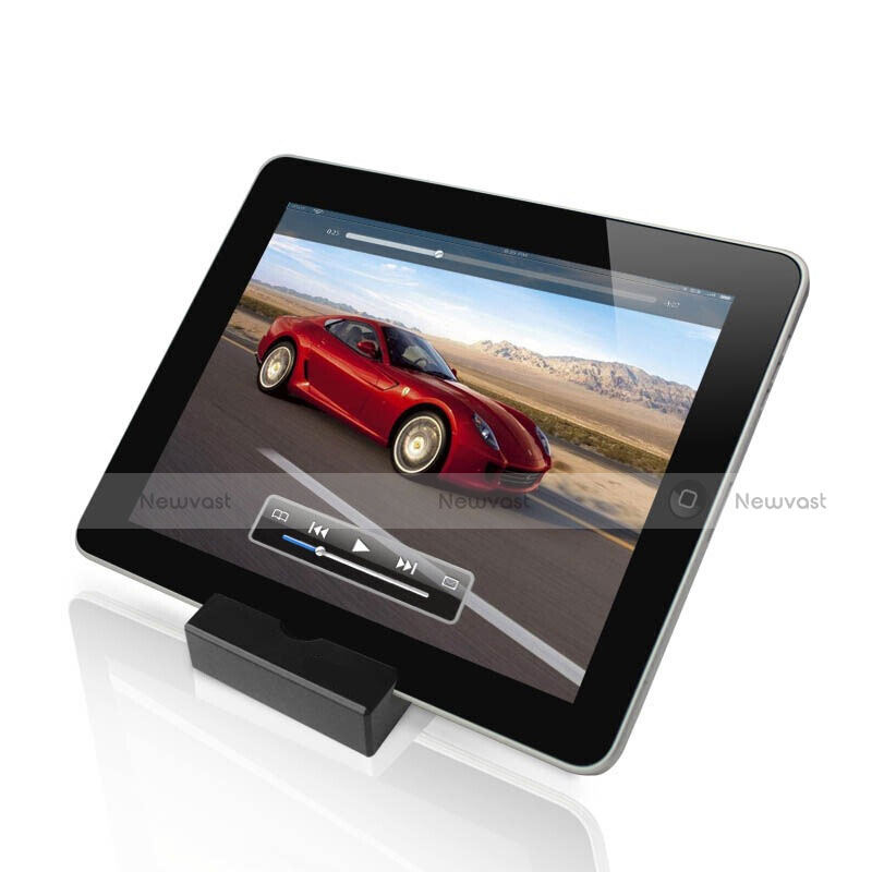 Universal Tablet Stand Mount Holder T26 for Apple iPad 2 Black