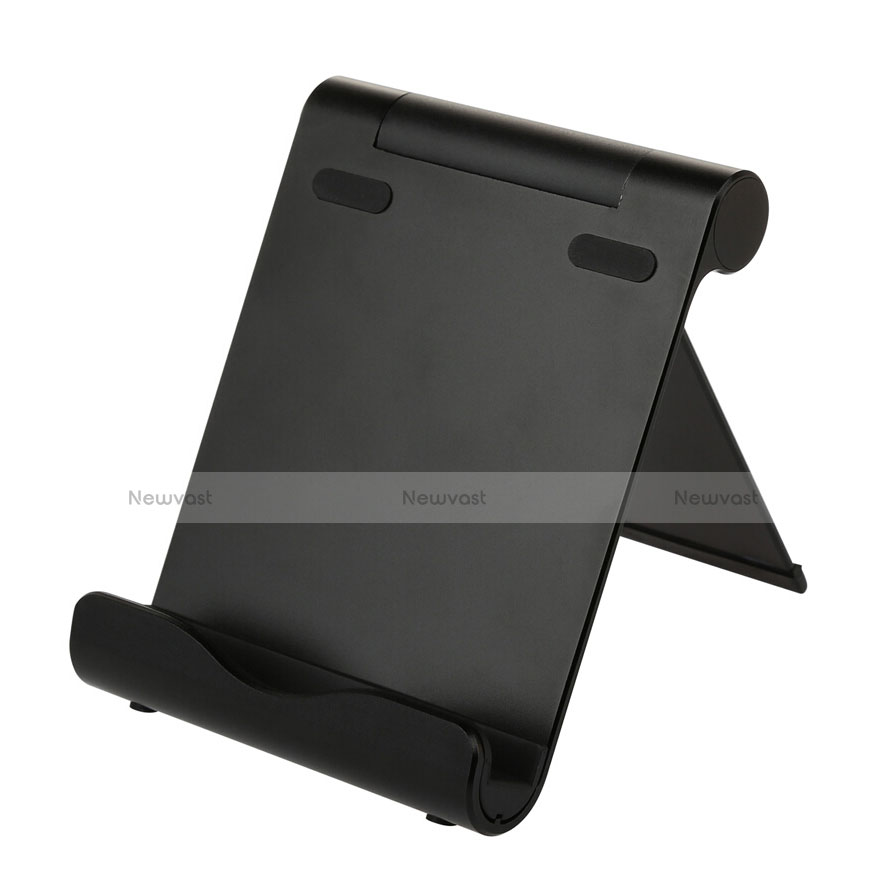 Universal Tablet Stand Mount Holder T27 for Apple iPad 4 Black
