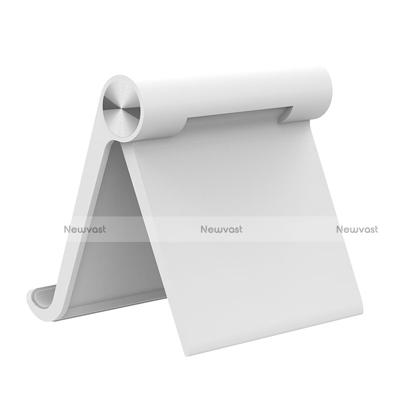 Universal Tablet Stand Mount Holder T28 for Apple iPad 3 White