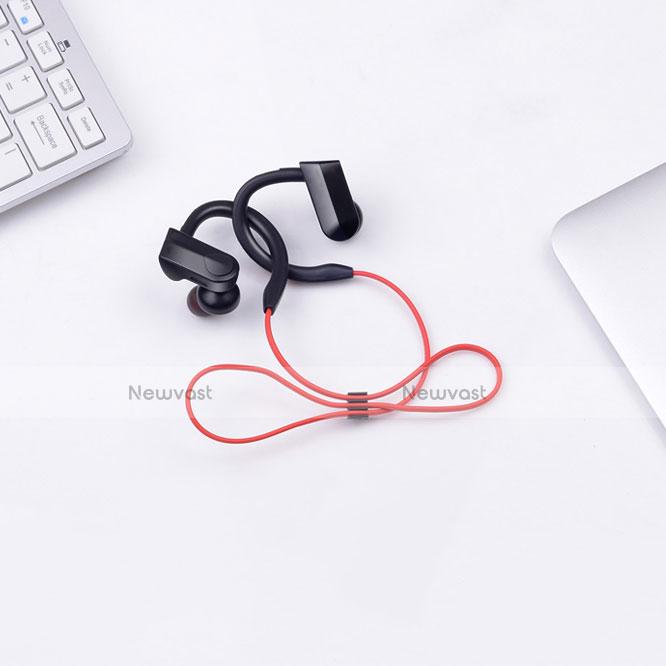 Wireless Bluetooth Sports Stereo Earphone Headphone H53 Black