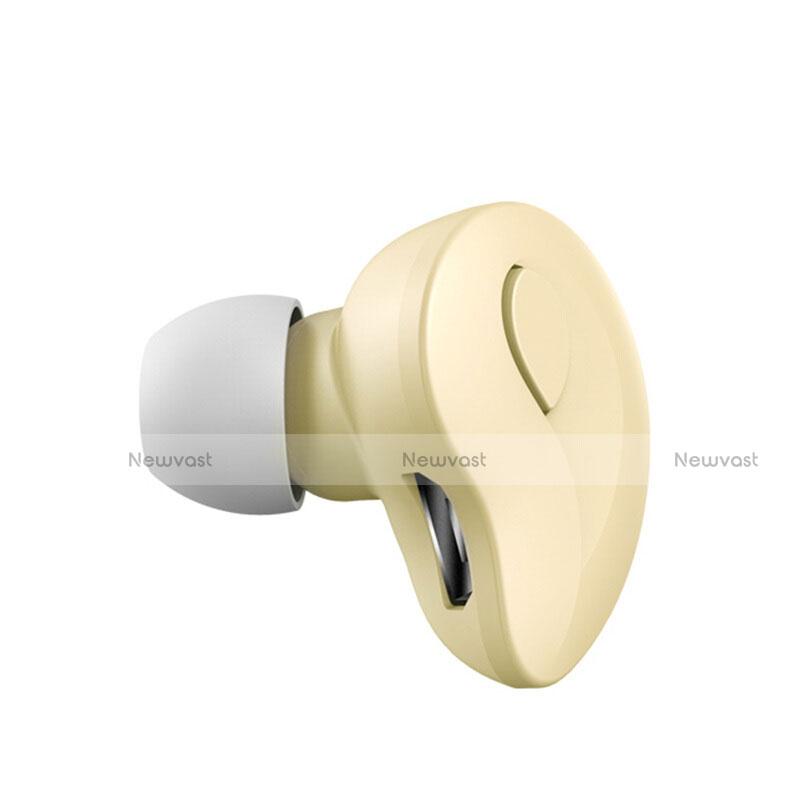 Wireless Bluetooth Sports Stereo Earphone Headset H54 Gold